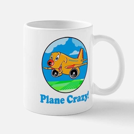 Plane Crazy Kids Mug