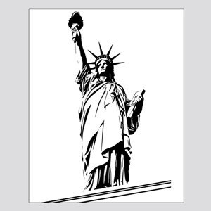 Statue of Liberty Small Poster