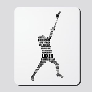 Lacrosse Lingo Mousepad