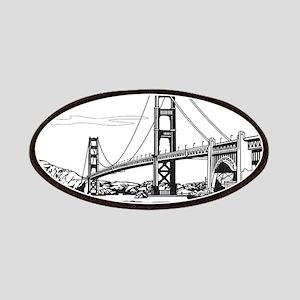 Golden Gate Bridge Patches