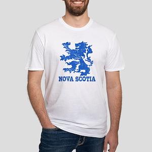 Nova Scotia Fitted T-Shirt