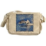 The Arrival Messenger Bag
