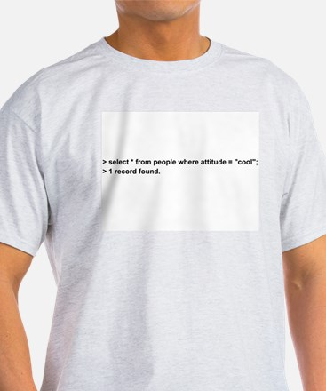 {cool people search} T-Shirt