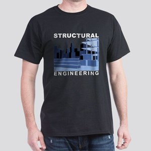 Structural Engineering Dark T-Shirt