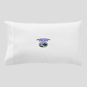 Pasadena Police Helicopter Pillow Case