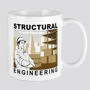 Structural Engineering Mug
