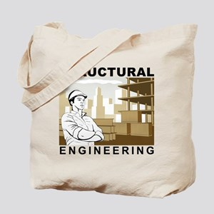 Structural Engineering Tote Bag