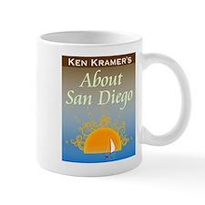 About San Diego Mug