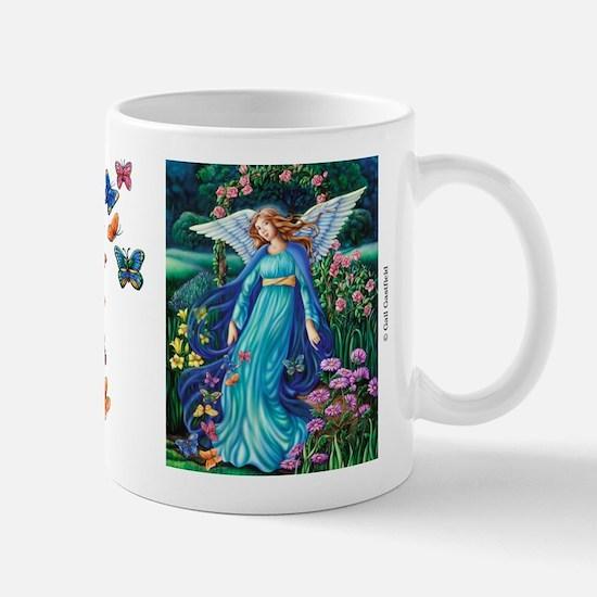 Garden Angel Mug