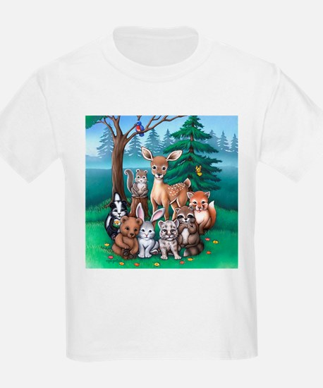 Forest Family T-Shirt