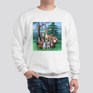 Forest Family Sweatshirt