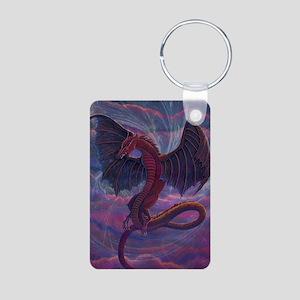 Dragon Aluminum Keychain
