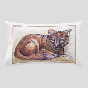 Fox! Wilflife art! Pillow Case