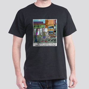 Interested In Parking Receipts? Dark T-Shirt