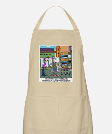 Interested In Parking Receipts? Apron