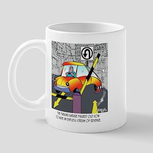 An Endless Stream of Parking Revenue Mug