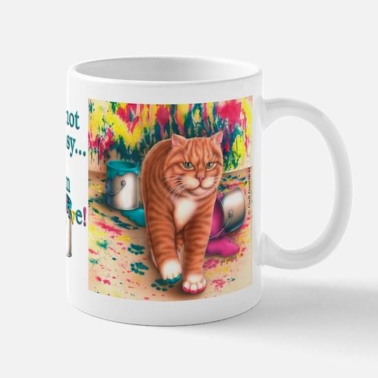 Messy Creative Mug