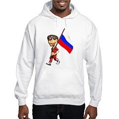 3D Russia Hoodie