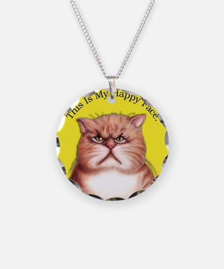 Cute Mood Necklace