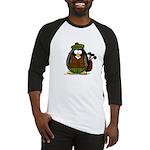 Golf Penguin Baseball Jersey