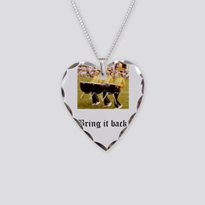 Bring it Back! 1 Necklace Heart Charm