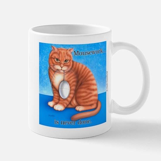 Mousework Mug