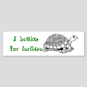 Turtles - Sticker (Bumper)