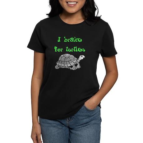 Turtles - Women's Dark T-Shirt