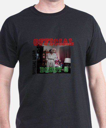 Official Bobby G T-Shirt