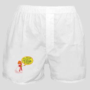 Winner Chicken Dinner Boxer Shorts