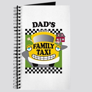 Dad's Family Taxi Journal