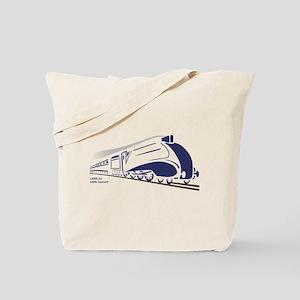 LNER A4 Mallard Tote Bag