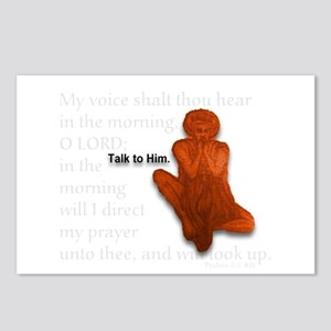 Talk To Him Postcards (Package of 8)