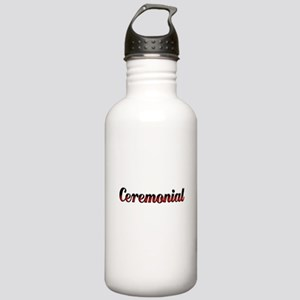 Ceremonial Stainless Water Bottle 1.0L