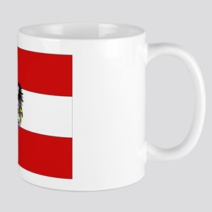 Austrian National Flag Mug