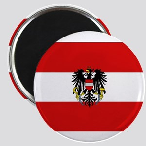 Austrian National Flag Magnet