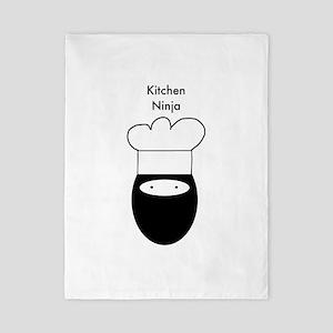 Kitchen Ninja Twin Duvet