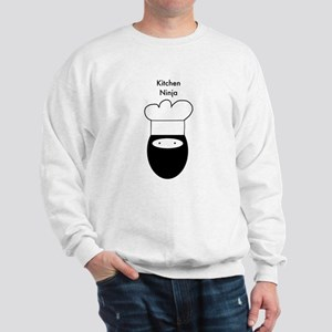 Kitchen Ninja Sweatshirt