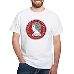 Antinous White T-Shirt