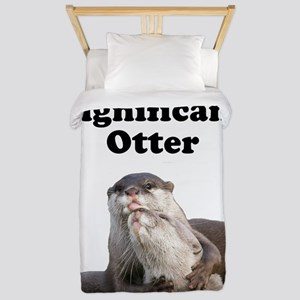 Significant Otter Twin Duvet