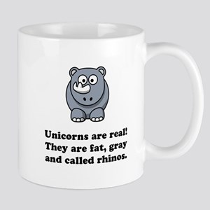 Unicorn Rhino Mug