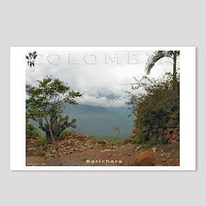 Cielo en Barichara Postcards (Package of 8)