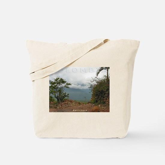 Cielo en Barichara Tote Bag