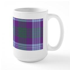 Tartan - Lang Large Mug