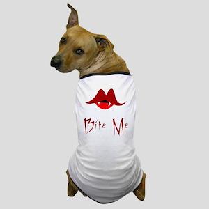 Bite Me Vamp Dog T-Shirt