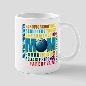 A Bowling Mom Mug
