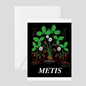 MetisStrawberryT Greeting Cards