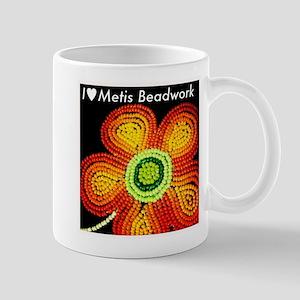 ILoveMetisBeadwork Mugs