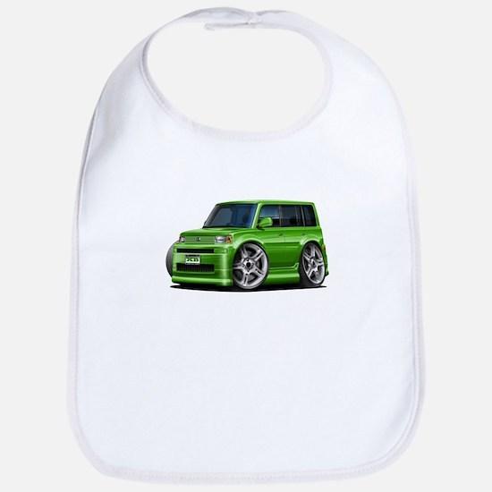 Scion XB Green Car Bib