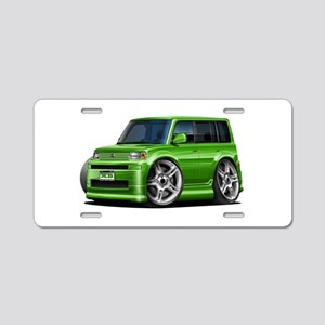 Scion XB Green Car Aluminum License Plate